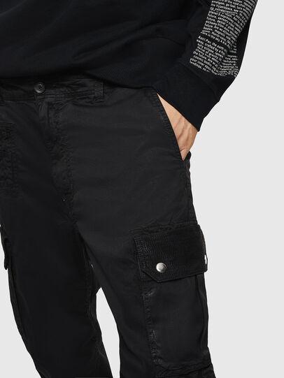 Diesel - P-PHANTOSKY, Negro - Pantalones - Image 3