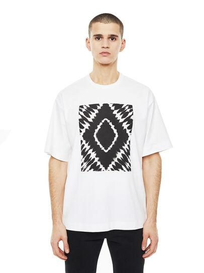 Diesel - TEORIA-TIEDYESQUARE,  - Camisetas - Image 1