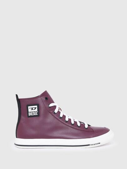 Diesel - S-ASTICO MID CUT, Violeta Oscuro - Sneakers - Image 1