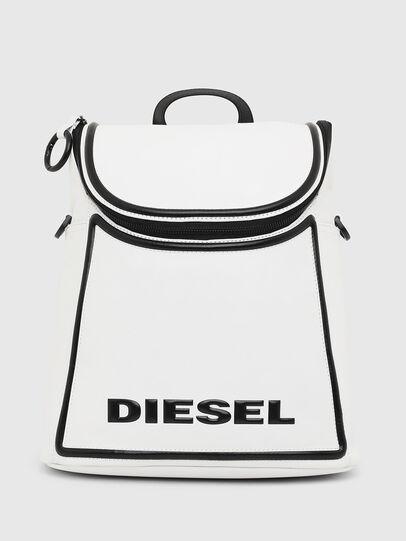 Diesel - SPYNEA, Blanco/Negro - Mochilas - Image 1