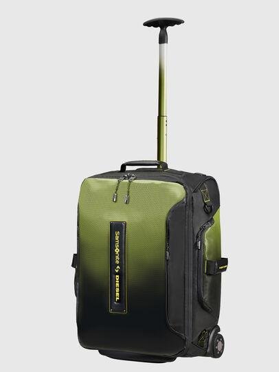 Diesel - KA2*69008 - PARADIVE, Negro/Amarillo - Bolsas de viaje con ruedas - Image 1
