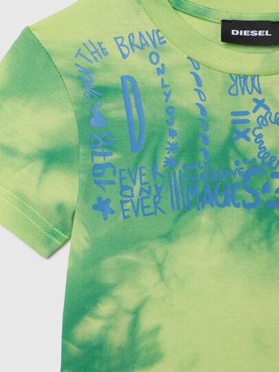 Diesel - TIMMYB-R, Verde - Camisetas y Tops - Image 3
