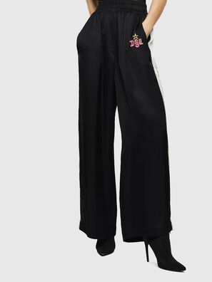 P-ROLEN-A, Negro - Pantalones