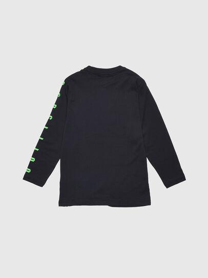 Diesel - THILARY, Negro - Camisetas y Tops - Image 2