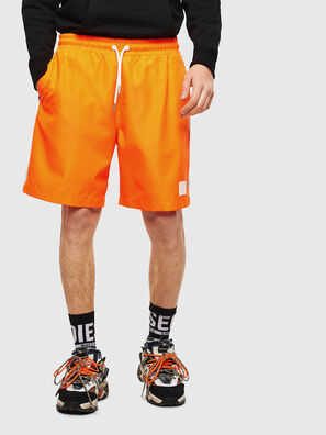 P-KEITH, Naranja - Shorts