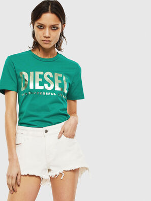 T-SILY-WX, Verde Oscuro - Camisetas