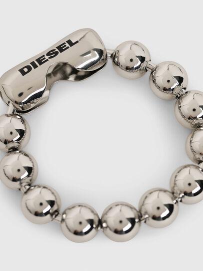 Diesel - A-PAL, Plata - Joyas y Accesorios - Image 2