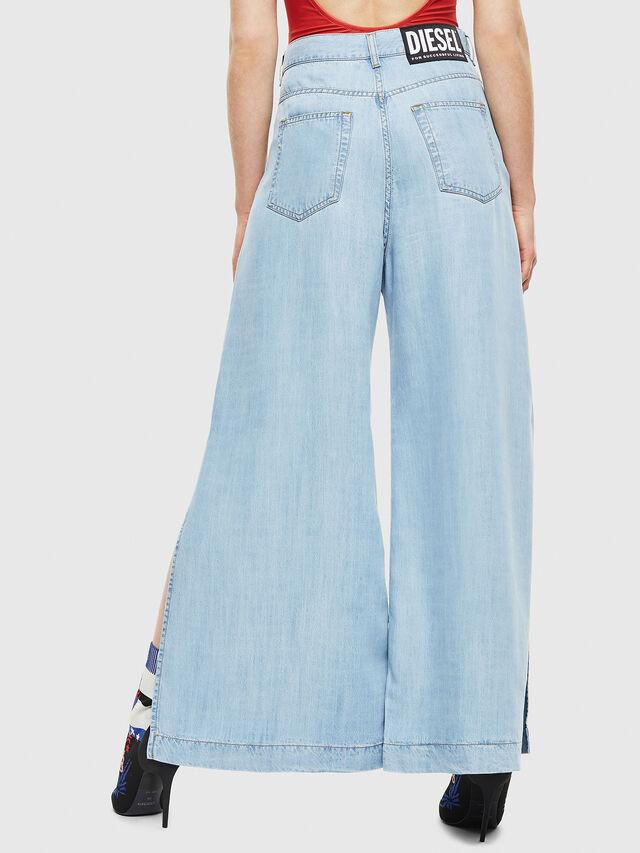 Diesel - DE-MATYN, Azul Claro - Pantalones - Image 2