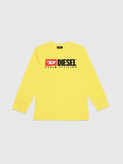 Diesel - TJUSTDIVISION ML,  - Camisetas y Tops - Image 1