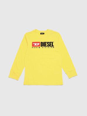 TJUSTDIVISION ML, Amarillo - Camisetas y Tops