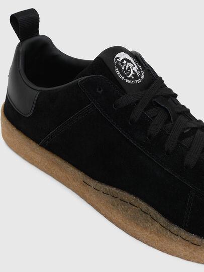 Diesel - S-CLEVER PAR LOW, Negro - Sneakers - Image 4