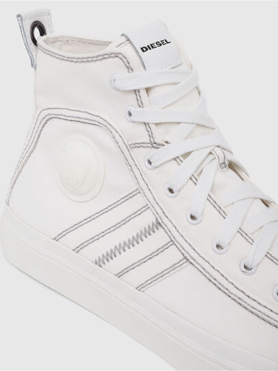 Diesel - S-ASTICO MID LACE, Blanco - Sneakers - Image 5
