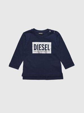 TIRRIB, Azul Oscuro - Camisetas y Tops