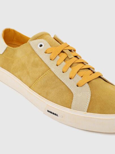 Diesel - S-MYDORI LC, Amarillo - Sneakers - Image 5
