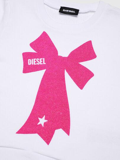 Diesel - SASHIAB-R, Blanco - Sudaderas - Image 3