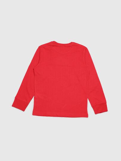 Diesel - TDIEGOYH-ML, Rojo - Camisetas y Tops - Image 2