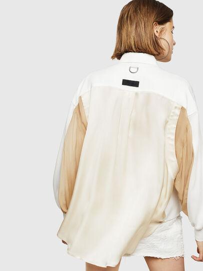 Diesel - C-LEXYS, Blanco - Camisas - Image 2