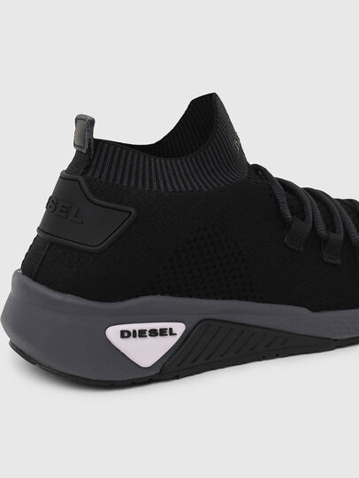Diesel - S-KB ATHL LACE W, Negro - Sneakers - Image 5