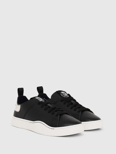 Diesel - S-CLEVER LS W, Negro/Plata - Sneakers - Image 2