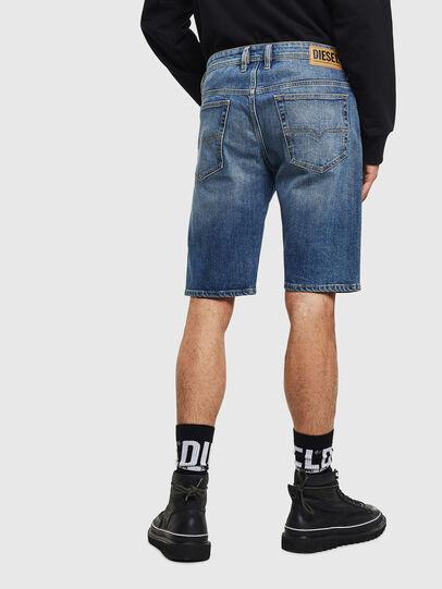 Diesel - THOSHORT, Azul medio - Shorts - Image 2
