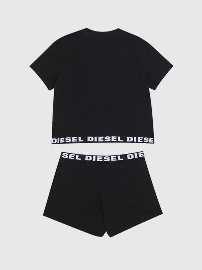 Diesel - UFSET-PIJIMMY, Negro - Pijamas - Image 2