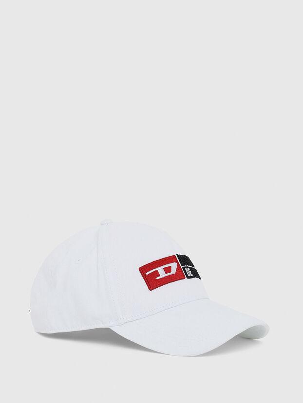 LCP-CAP, Blanco - Gorras
