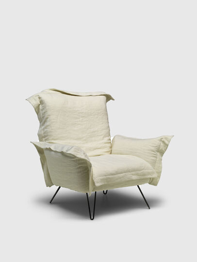Diesel - DL0F55 CLOUDSCAPE, Blanco - Sillones - Image 2