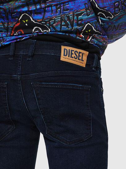 Diesel - Sleenker 083AG, Azul Oscuro - Vaqueros - Image 5