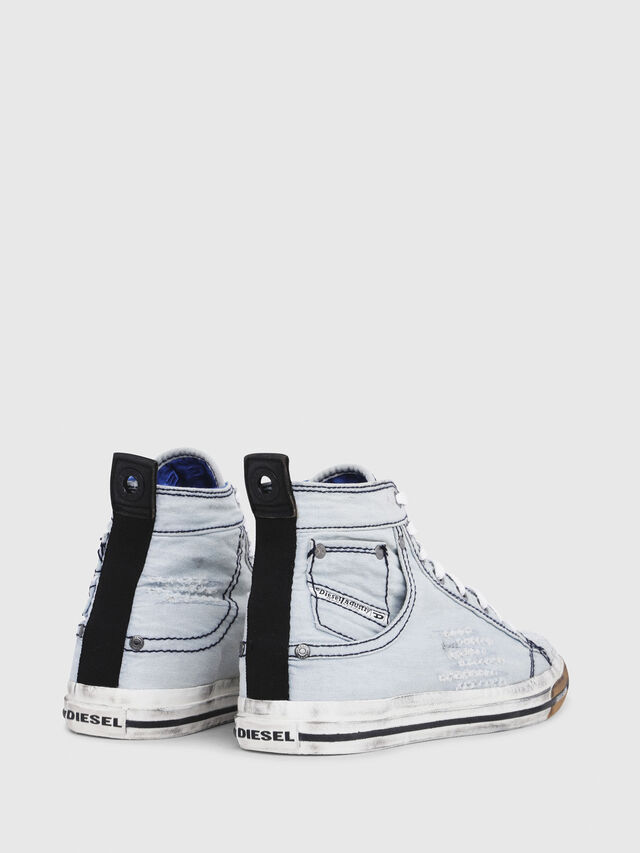 Diesel - EXPOSURE I, Azul Claro - Sneakers - Image 3