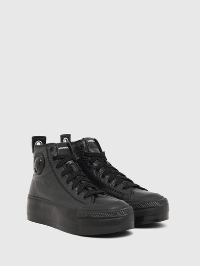 Diesel - S-ASTICO MC WEDGE, Negro - Sneakers - Image 2