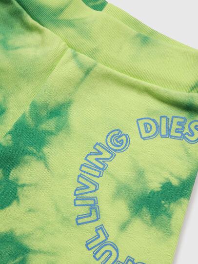 Diesel - PIMMOB, Verde - Shorts - Image 3