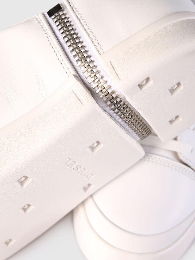 Diesel S-NENTISH LOW, Blanco - Sneakers - Image 5