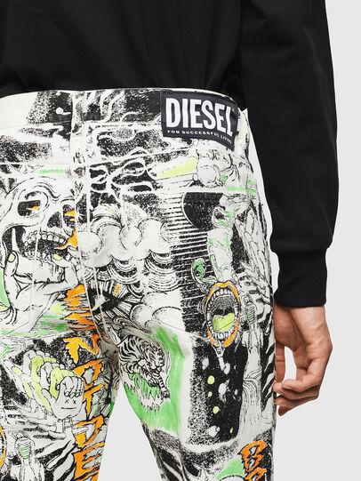 Diesel - D-Macs 069KS, Blanco - Vaqueros - Image 3