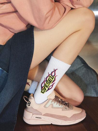 Diesel - S-SERENDIPITY LC W, Rosa - Sneakers - Image 7