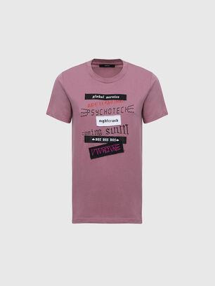 T-SILY-V20, Rosa - Camisetas