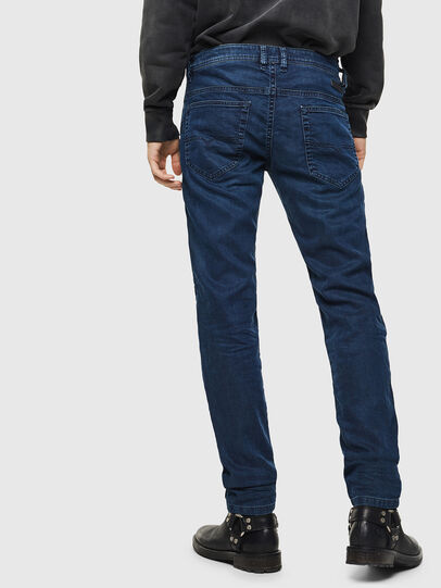 Diesel - Thommer JoggJeans 0688J, Azul Oscuro - Vaqueros - Image 2