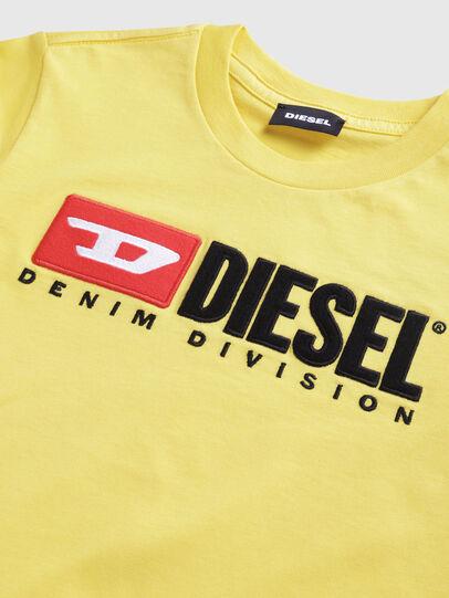 Diesel - TJUSTDIVISION, Amarillo - Camisetas y Tops - Image 3