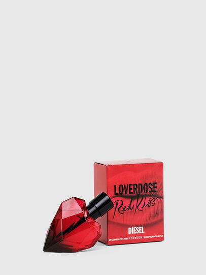 Diesel - LOVERDOSE RED KISS EAU DE PARFUM 30ML, Rojo - Loverdose - Image 1