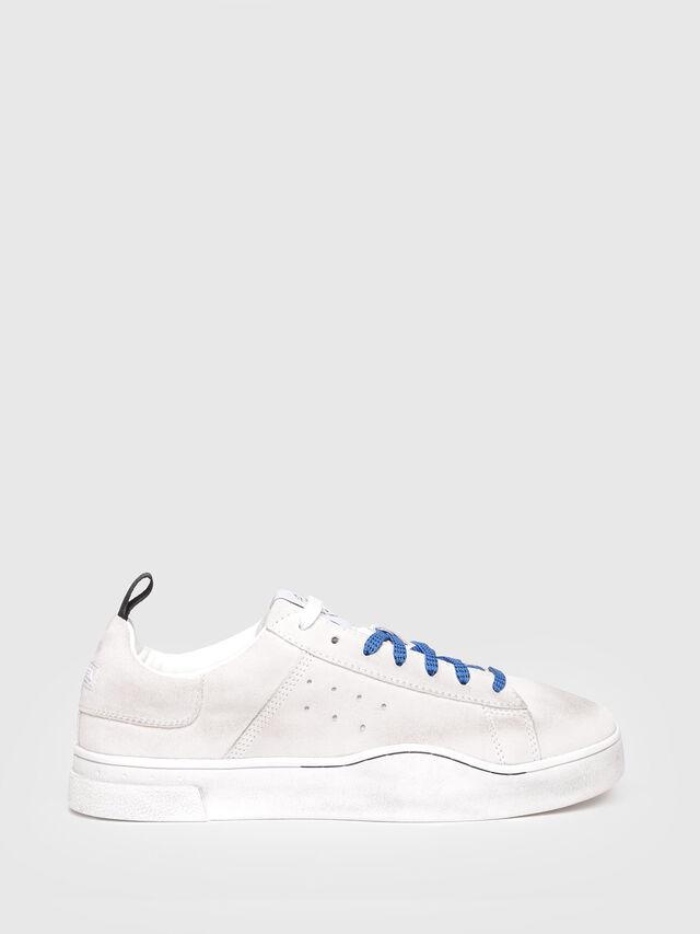 Diesel - S-CLEVER LOW, Blanco - Sneakers - Image 1
