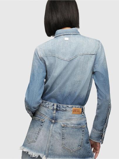 Diesel - DE-DESY-P, Blue Jeans - Vestidos - Image 2
