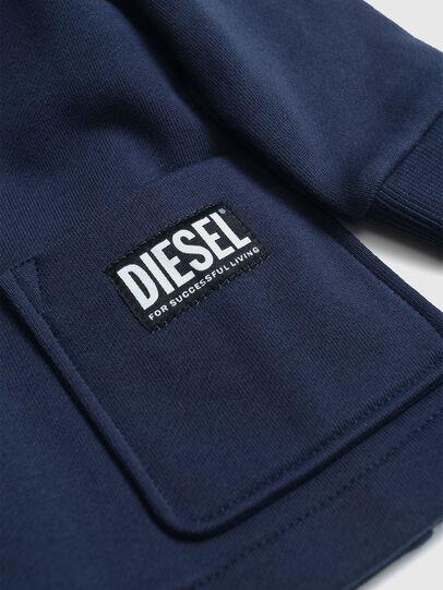 Diesel - SONYB, Azul Oscuro - Sudaderas - Image 3