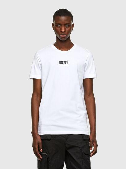 Diesel - T-DIEGOS-SMALLOGO, Blanco - Camisetas - Image 1
