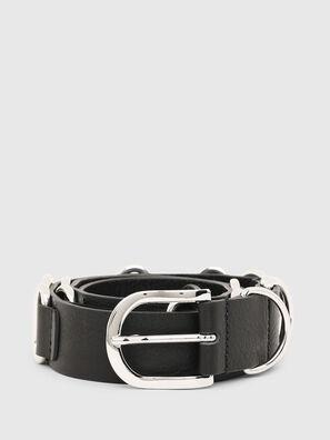 B-MERRING, Negro - Cinturones