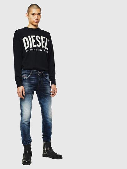Diesel - Thommer JoggJeans 069KD, Azul Oscuro - Vaqueros - Image 5