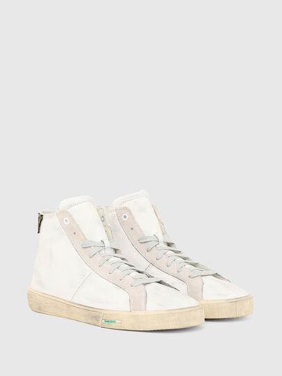 Diesel - S-MYDORI MC, Blanco - Sneakers - Image 2