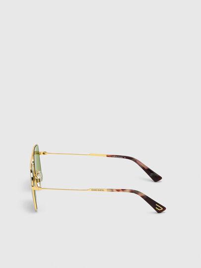Diesel - DL0302, Oro - Gafas de sol - Image 3