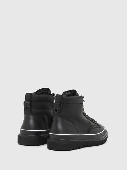 Diesel - H-SHIROKI DMBB, Negro - Sneakers - Image 3