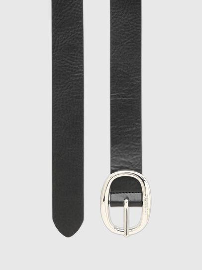 Diesel - B-ISIDE, Negro/Gris - Cinturones - Image 3