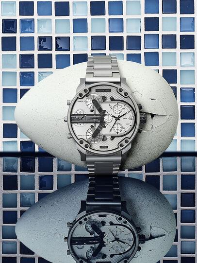 Diesel - DZ7421, Plateado/Noir - Relojes - Image 2
