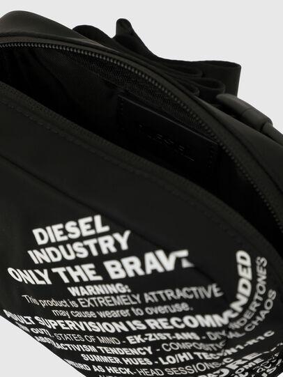 Diesel - KUBELT, Negro - Bolsos - Image 4